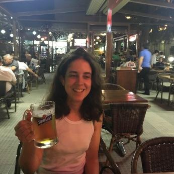 Heatstroke-curing beer